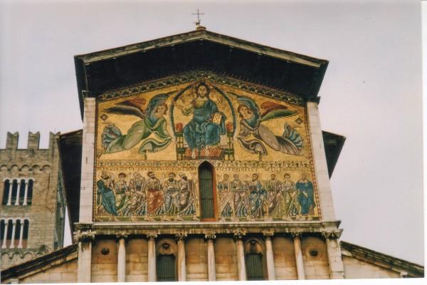 San Frediano mosaic
