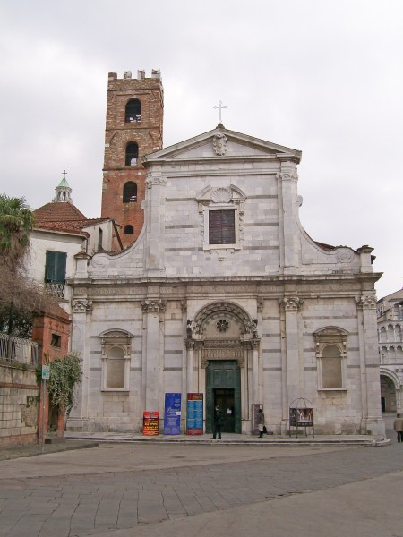 San Giovanni front