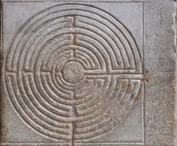 San Martino labyrinth